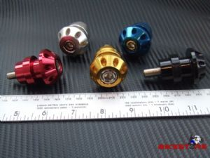 Suzuki Swingarm Spools / Sliders